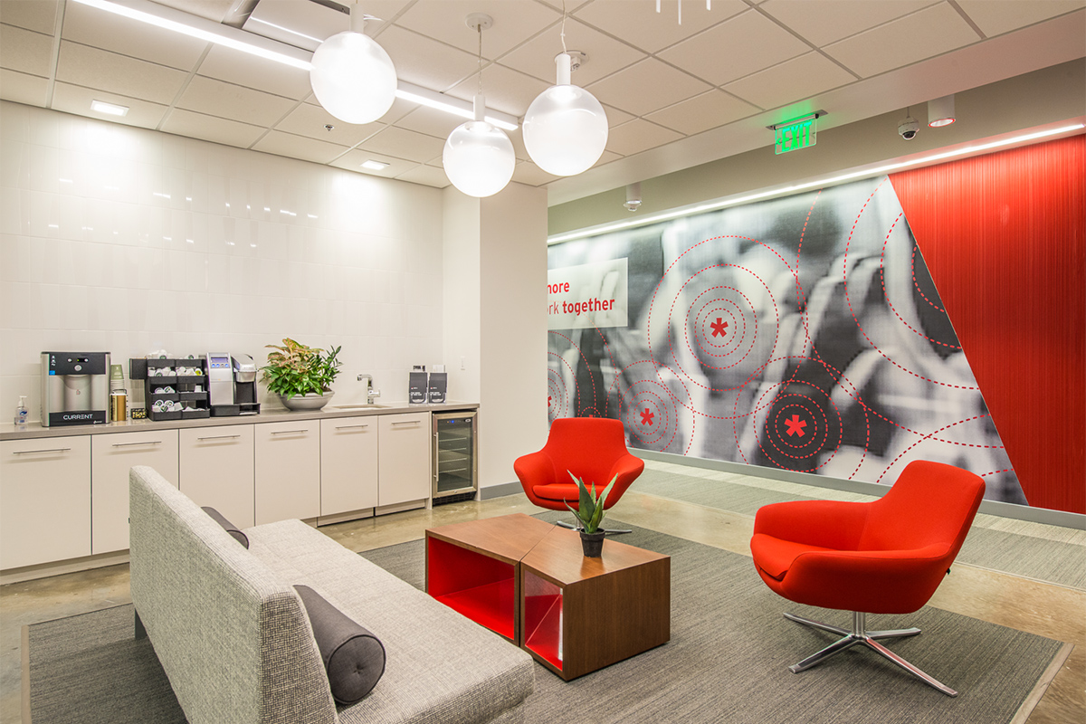 IA Architects Was Selected As The Interior Design Architect, And Charter  Acquisitions Was The Project Management Firm.